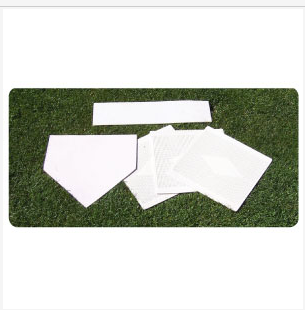 Heavy Weight Rubber Home Plate
