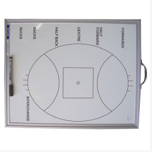 Aussie Rules Coaches Board - Large