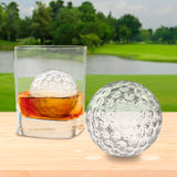Golf themed  ice sphere molds by TOVOLO (Set of 3)