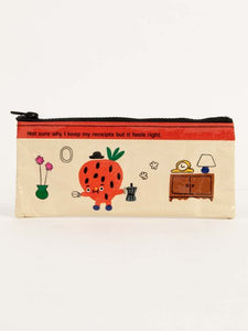 Pencil case - Receipts by BlueQ
