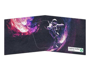 MIGHTY WALLET Space surfing - Gizmo Gifts