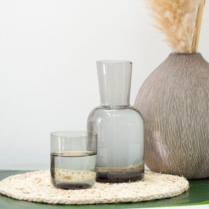 Water Carafe charcoal by annabel Trends
