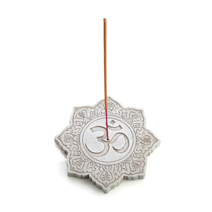 Incense holder - OM