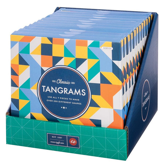 Classic Tangrams by IS GIFT