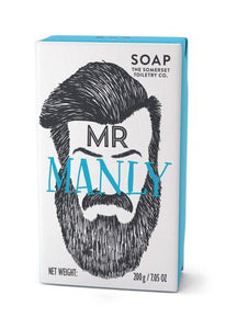 soap- Mr.manly 200g