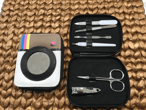 Photo Manicure set by Meninos