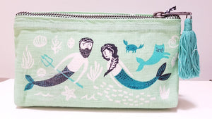 COSMETIC BAG-SMALL SEA SPELL