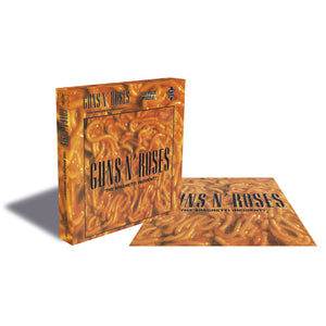 JIGSAW PUZZLE- Guns N' Roses album cover (The Spaghetti Incident? )500 piece