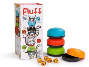FLUFF-The bluffing game