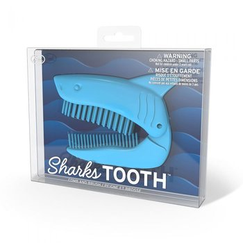 SHARKS TOOTH  novelty hair comb