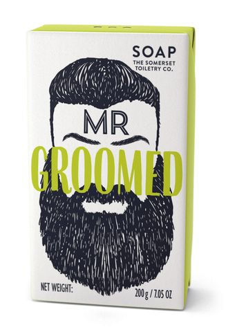 Bearded Men's Soap- Mr.Groomed
