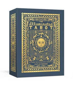 The Illuminated tarot deck by Caitlin Keegan