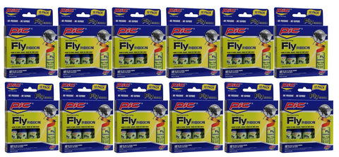 PIC Fly Ribbon, 10 Count (Pack of 12) 120 Count