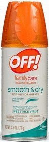 OFF FAMILY CARE SMOOTH/DRY AERO 2.5 OZ
