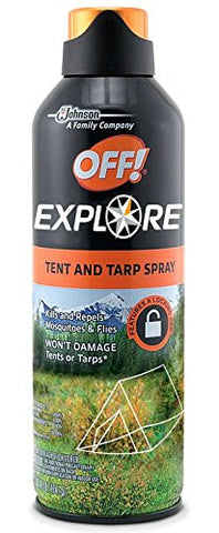 OFF! Explore Tent and Tarp Spray