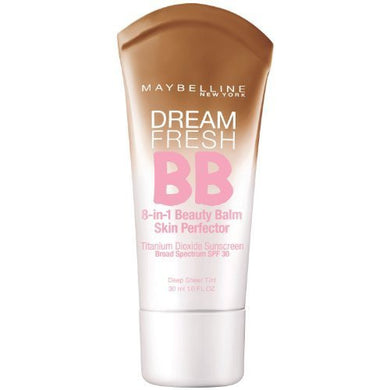 Maybelline 8 in 1 Protector, Fresh Beauty Balm Skin Protector Sunscreen SPF 30