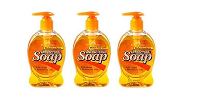 Personal Care Antibacterial Hand Soap 7.5 Fl Oz (Pack Of 3)