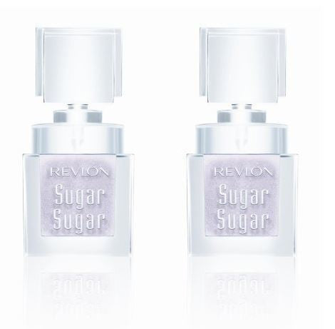 Revlon Sugar Sugar Lip Topping Limited Edition Collection, Lemon Drop (Pack of 2 )