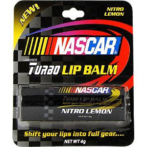 Nascar Turbo Lip Balm Nitro Lemon - 1 pc (Nascar)