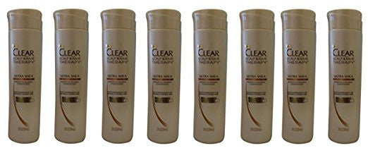 Clear Scalp And Hair Therapy Ultra Shea Conditioner 3 fl oz (Pack of 8)