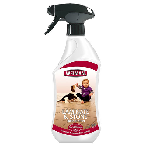 Weiman Laminate & Stone Floor Cleaner, 27 fl oz