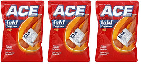 ACE Instant Cold Compress (Pack Of 3)
