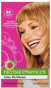 Clairol Herbal Essences Color Me Vibrant Hair Color-Champagne Dream-Med Iridescent Blonde(25)
