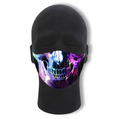 Nebula Skull Non-Moving Mask