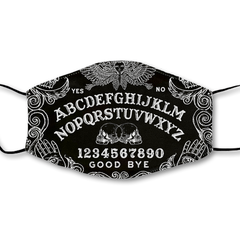 Ouija Non-Moving Mask