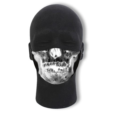 X-Ray Skull Non-Moving Mask