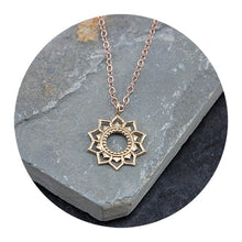 Chakra Charm Necklaces