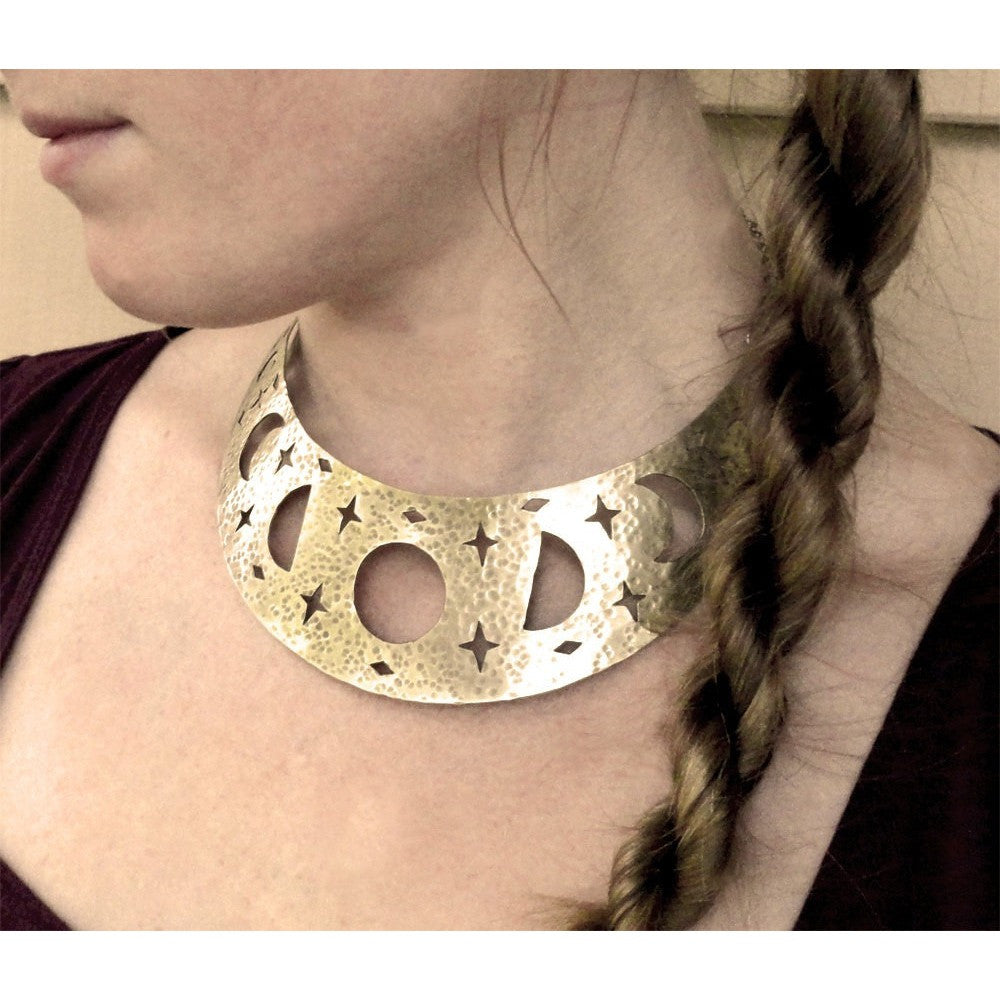 Moon Phase Collar
