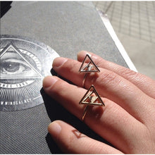 Tetrahedron Triangle Ring
