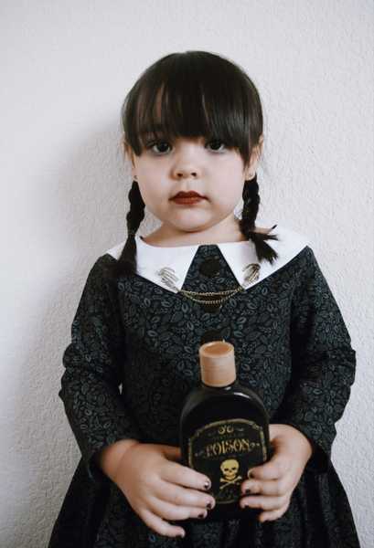 Wednesday Addams Dress & Accessories