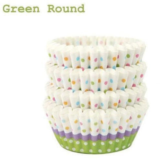 100Pcs Paper Muffin, Cupcake Liner