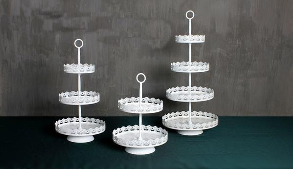 Cake Display Tray Stand
