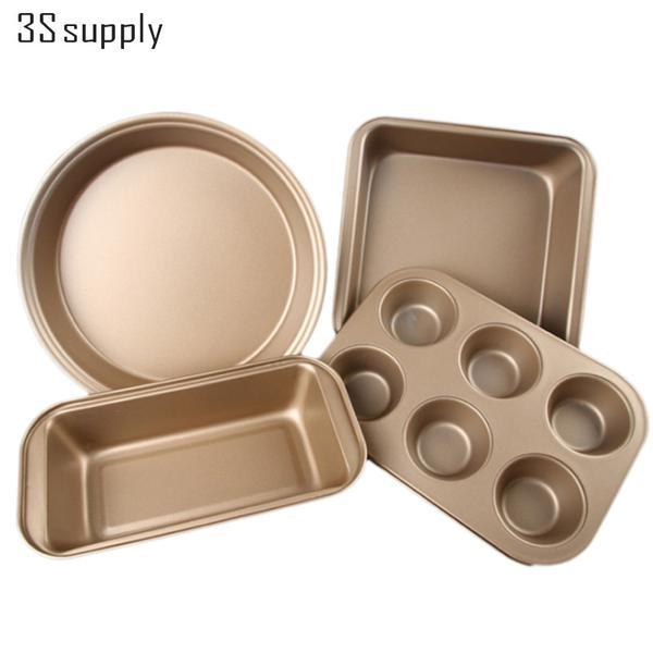 Carbon Steel Cake Pan and Baking Mold
