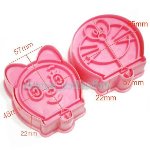 Disney Cartoon Characters Baking Cutter