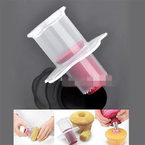 Eco-Friendly Cupcake Plunger