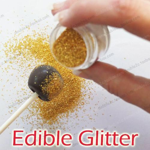 Golden Edible Sprinkles