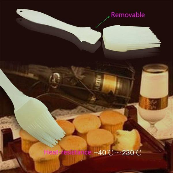 Silicone Pastry  Baking brush