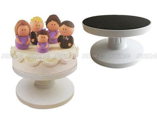 Plastic Cake Tilting Turntable