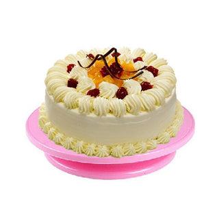 Rotating Turntable Cake Stand