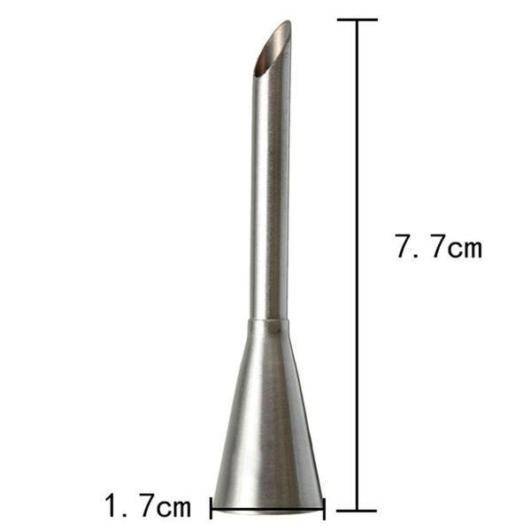 Stainless Steel Icing Piping Nozzle