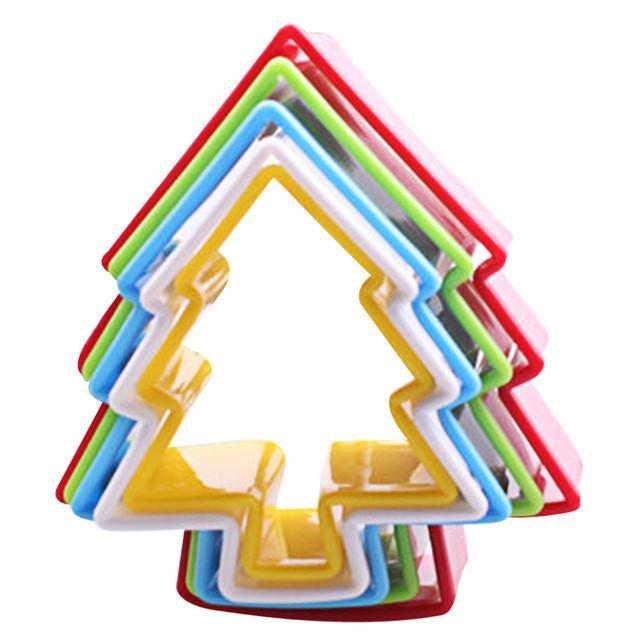 5PCs Biscuit and Cookie Cutter