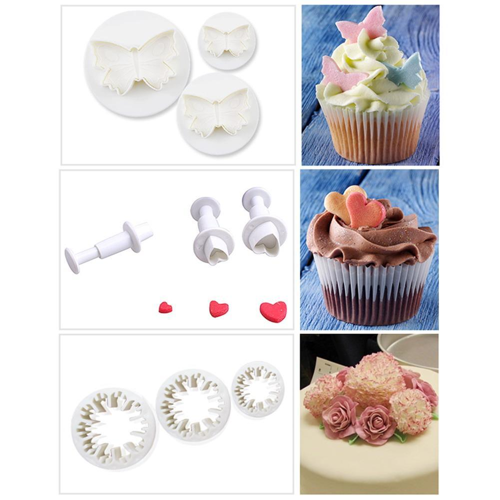 33pc Cake Decorating Tools Set