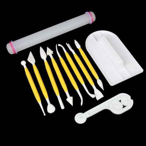 11pcs/set Cake Decorating Tool Set