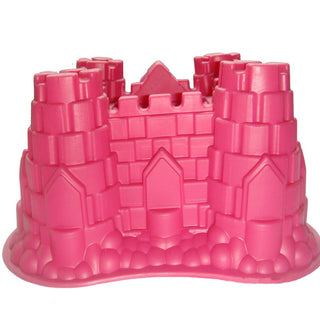 Castle Birthday Cake Silicone Mold
