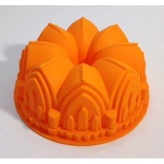 Castle Cathedral Silicone Mold