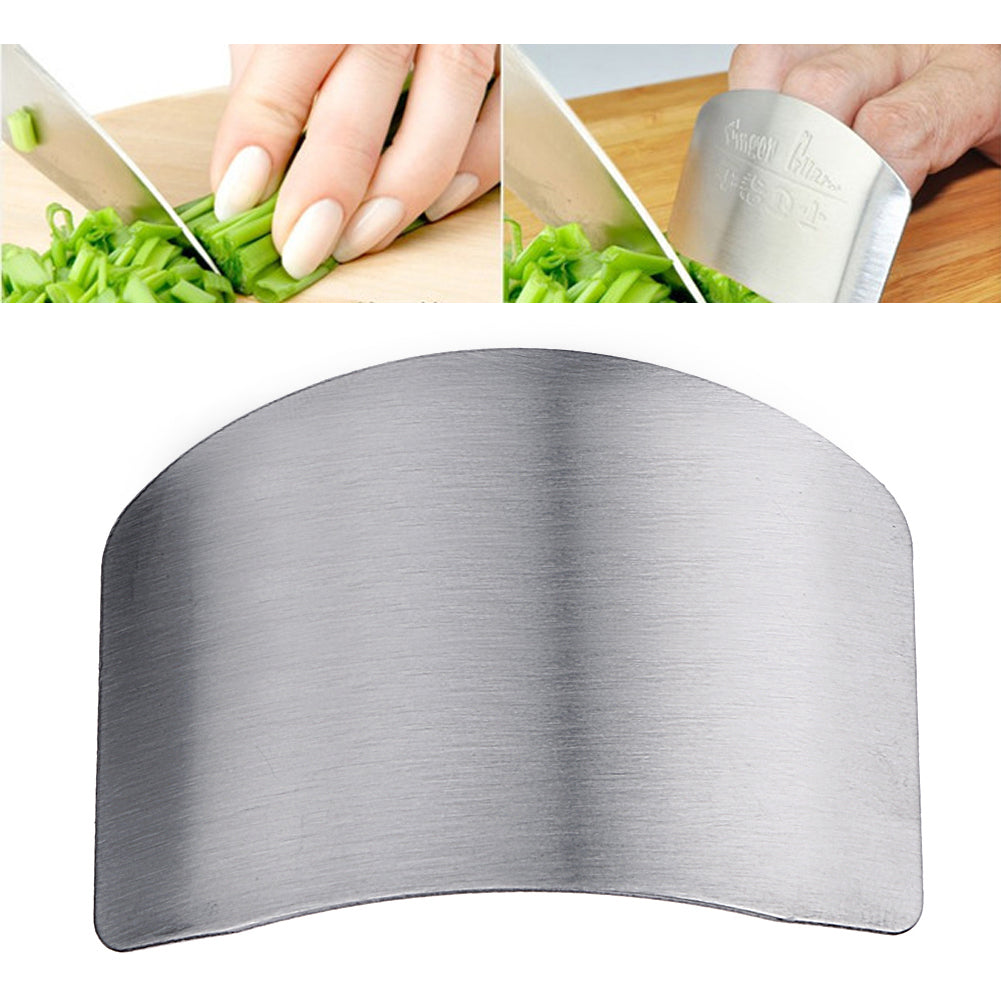 DIY Stainless Steel Finger Guard